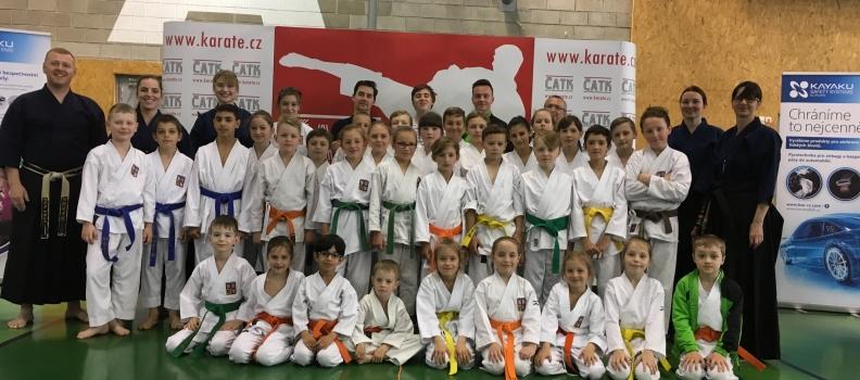 KAYAKU CHALLENGE CUP OSTRAVA – 18 medailí!