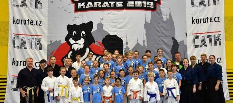 4 zlata z MČR v tradičním karate do Brna