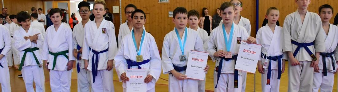 23 medailí z 2. kola Národního poháru ČATK