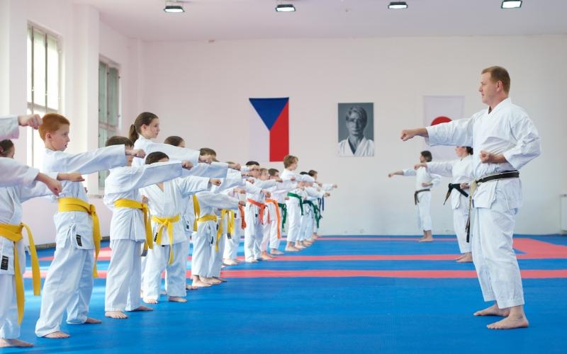 karate-brno-deti-trenink